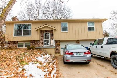 Blue Springs MO Single Family Home For Sale: $145,000