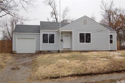 Warrensburg MO Single Family Home For Sale: $112,500