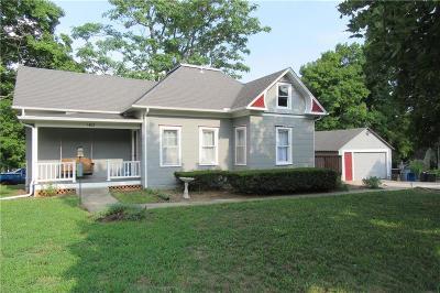 Baldwin City Single Family Home For Sale: 1402 Eighth Street