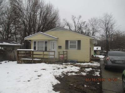 Kansas City Single Family Home For Sale: 4735 Sycamore Avenue