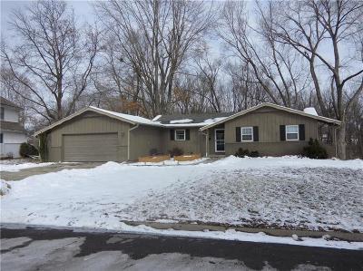 Kansas City MO Single Family Home For Sale: $159,900