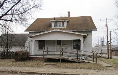 Atchison Single Family Home For Sale: 106 S 15th Street