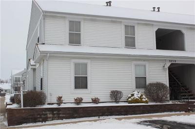 Shawnee County Condo/Townhouse For Sale: 5859 SW 22nd Terrace #1