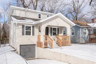 Kansas City Single Family Home Show For Backups: 608 W 77th Street