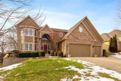 Kansas City Single Family Home Contingent: 9228 N Laurel Avenue