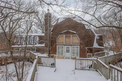Kansas City Single Family Home Show For Backups: 14360 NW Walker Road