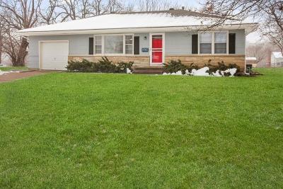 Kansas City Single Family Home For Sale: 7701 Wallace Avenue
