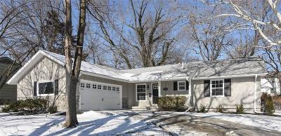 Single Family Home For Sale: 3800 W 96th Street
