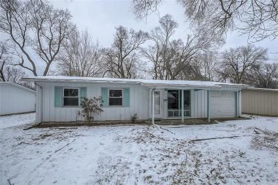 Kansas City Single Family Home Show For Backups: 8610 E 92nd Street