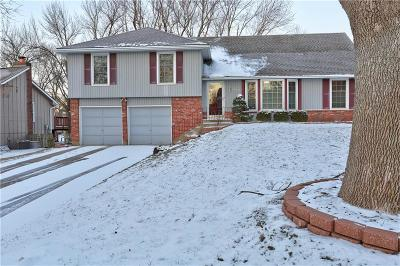 Lenexa KS Single Family Home Sold: $240,000