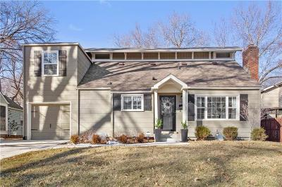 Roeland Park Single Family Home For Sale: 5204 W 50th Terrace