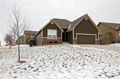 Bonner Springs Single Family Home Contingent: 485 S 138th Street