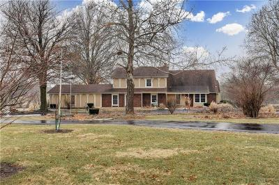 Single Family Home For Sale: 14200 S Pflumm Road