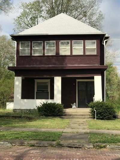 Bourbon County Single Family Home For Sale: 702 S Main Street