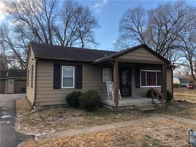 Wyandotte County Single Family Home For Sale: 704 Newton Street