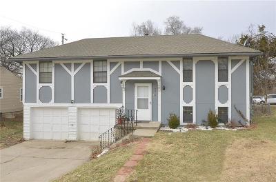 Kansas City Single Family Home For Sale: 4266 NE Kelsey Road