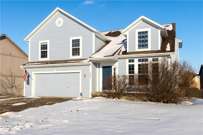 Gardner Single Family Home For Sale: 18471 S Mulberry Street