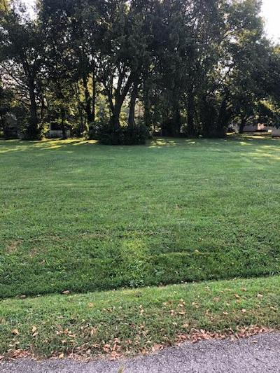 Bourbon County Residential Lots & Land For Sale: Holbrook Street