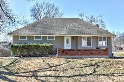 Kansas City Single Family Home For Sale: 12914 Cherry Street