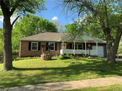 Kansas City Single Family Home For Sale: 3908 E 107th Terrace