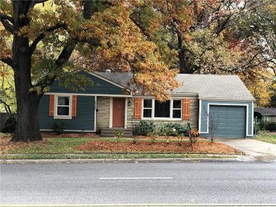 Single Family Home For Sale: 5705 W 75th Street