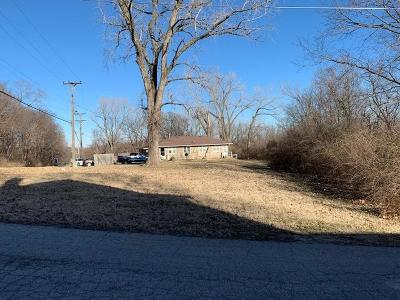 Wyandotte County Residential Lots & Land For Sale: 559 Shawnee Road