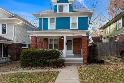 Kansas City Single Family Home For Sale: 4304 Charlotte Street