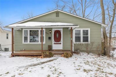 Kansas City Single Family Home Show For Backups: 6826 N Campbell Street