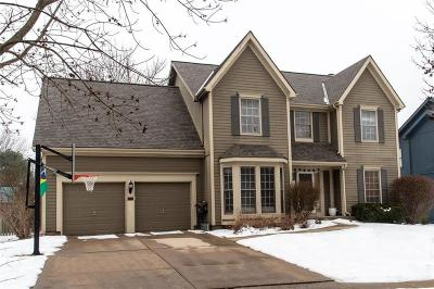 Overland Park Single Family Home For Sale: 15810 Ash Lane
