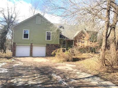 Spring Hill Single Family Home Show For Backups: 23040 S Lone Elm Road