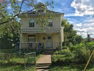 Kansas City Single Family Home For Sale: 2615 E 8th Street