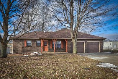 Kansas City Single Family Home For Sale: 912 N 82nd Street
