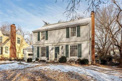 Kansas City Single Family Home Contingent: 436 E 73 Terrace