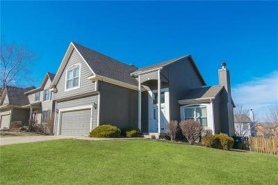 Olathe Single Family Home Show For Backups: 14060 W 148th Terrace