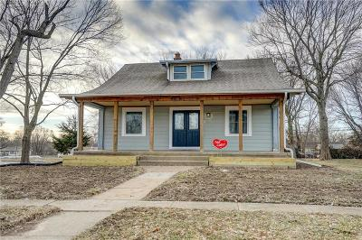 Peculiar Single Family Home For Sale: 383 E Broadway Street