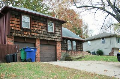 Blue Springs Single Family Home For Sale: 1004 S 19th Street