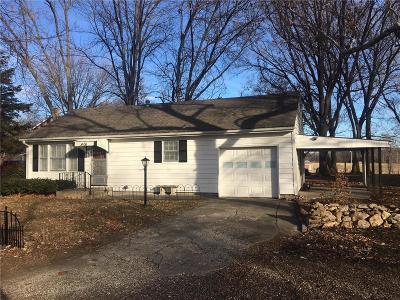 Linwood Single Family Home For Sale: 406 Bowen Street