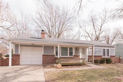 Shawnee Single Family Home For Sale: 6529 Melrose Lane