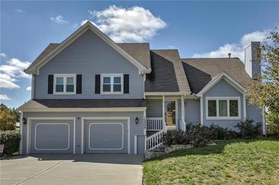 Kansas City Single Family Home Show For Backups: 10908 N Farley Avenue