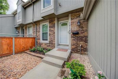 Lenexa Condo/Townhouse For Sale: 12129 W 79th Terrace