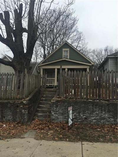Kansas City Single Family Home For Sale: 104 S 13th Street
