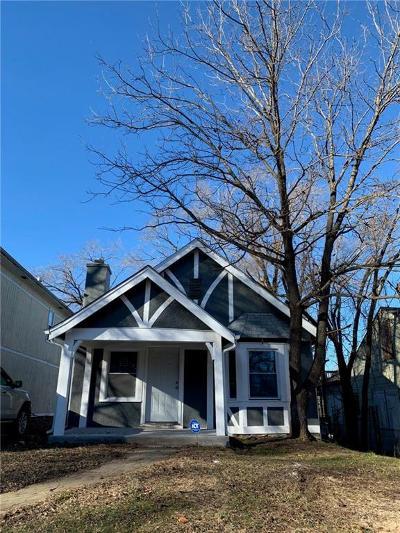 Single Family Home For Sale: 6638 Broadmoor Street