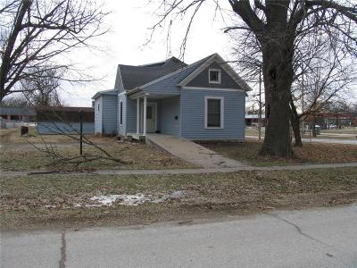 Henry County Single Family Home For Sale: 405 W Florence Street