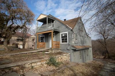 Kansas City KS Single Family Home For Sale: $99,900