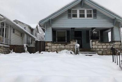 Single Family Home Auction: 5046 E 6th Street