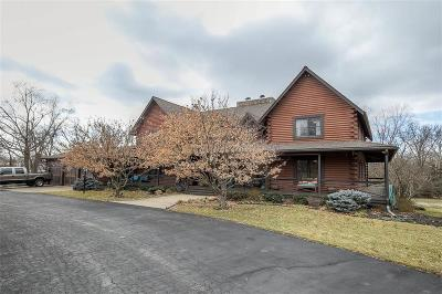 Shawnee Single Family Home For Sale: 7500 Gleason Road