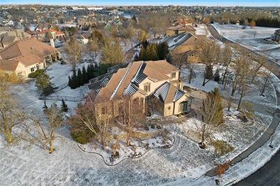 Lenexa Single Family Home For Sale: 9736 Sunset Circle