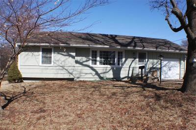 Raytown Single Family Home For Sale: 8818 E 85th Street