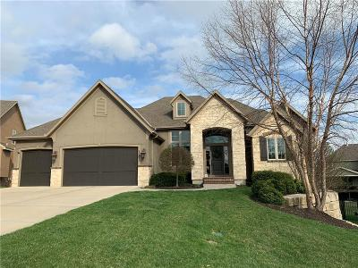 Overland Park Single Family Home For Sale: 11411 W 165th Terrace