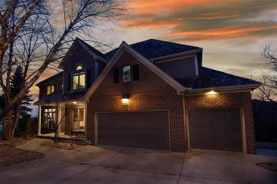 Lenexa Single Family Home For Sale: 8216 Deer Run Street